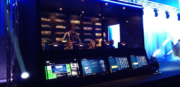 The first ever event representing Netduma at Gfinity!